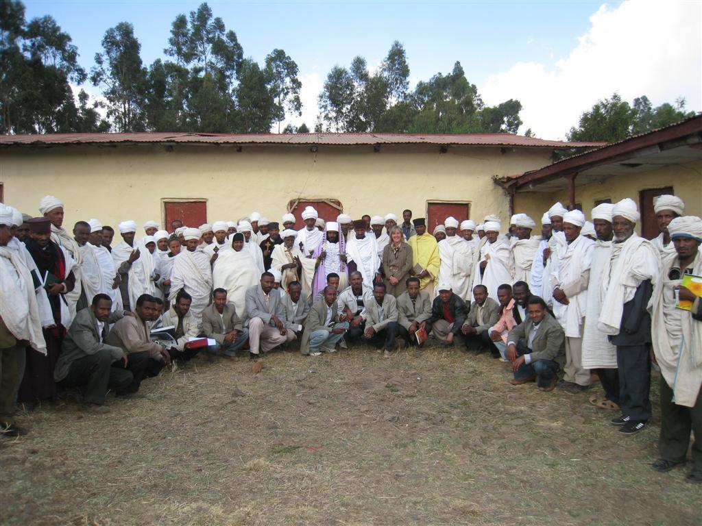 ethiopia group photo