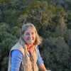 Canopy Meg is in New Zealand to talk about conservation