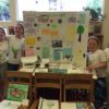 Young girls dedicated to helping TREE's sloth research program