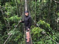 Adventures in Samoa on the Canopy Walk